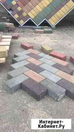 Тротуарная плитка Калуга