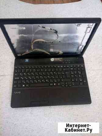 Ноутбук sony PCG-71C12V vpcel по частям Санкт-Петербург