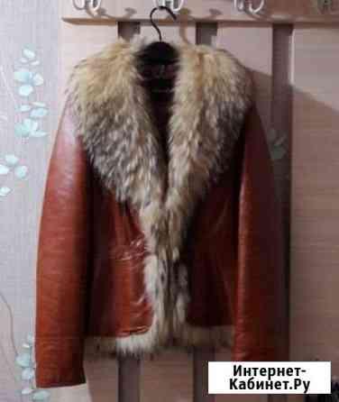 Куртка кожаная демисезонная Чебоксары