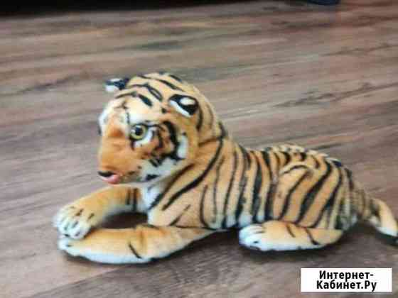 Игрушечный тигр Заинск