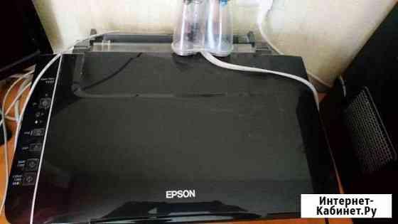 Продаю на запчасти, мфу Epson Stylus TX-117 Нижний Новгород