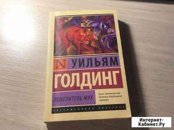 Книга Повелитель мух Уильям Голдинг Уфа