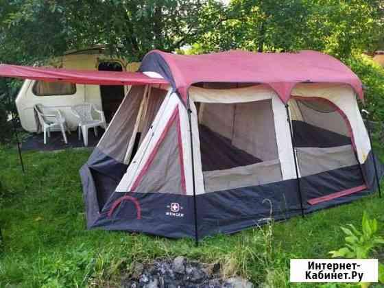 Палатка 5 местная Англия Зубцов