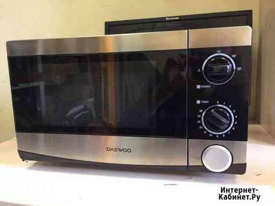 Микроволновая печь Daewoo KOR-6L45 Гусев