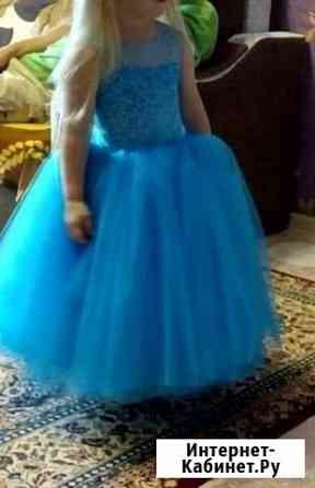 Детское праздничное платье Астрахань