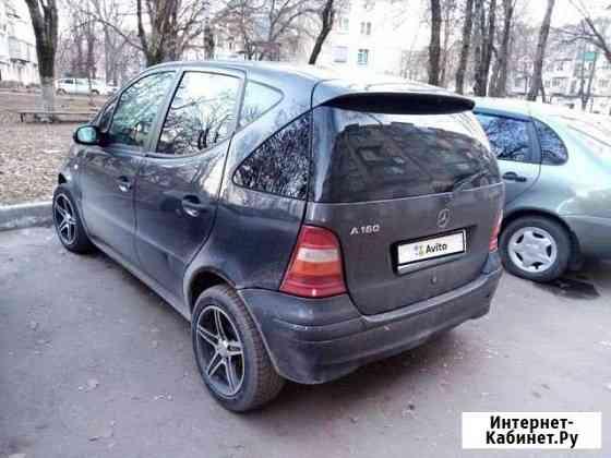 Mercedes-Benz A-класс 1.6МТ, 1999, 170000км Нальчик