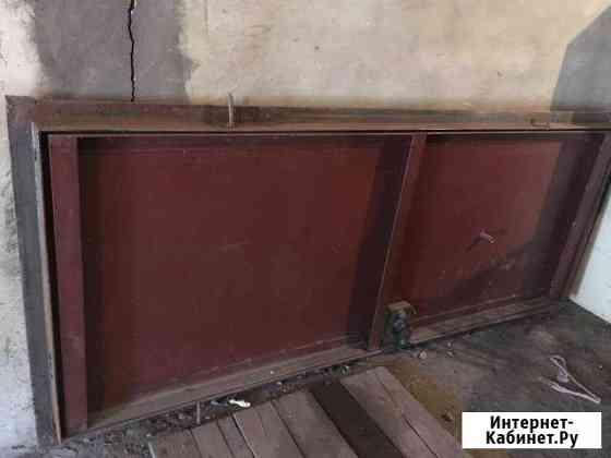 Дверь железная Челябинск