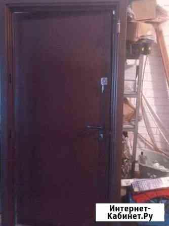 Дверь железная входная Новомосковск