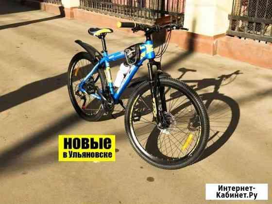 Новый скоростной велосипед 21 скорость, алюминий Ульяновск