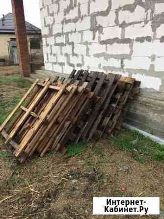 Поддоны деревянные Динская