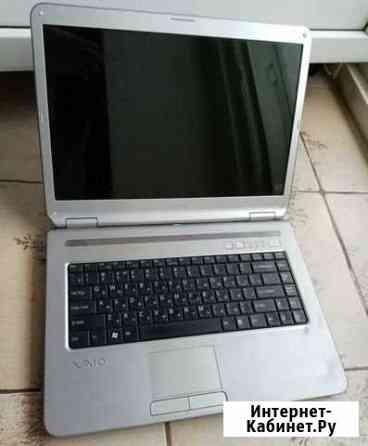 Ноутбук Sony целиком на запчасти Пермь