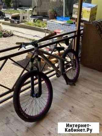 Продам мтб кастом велосипед дерт/стрит Севастополь
