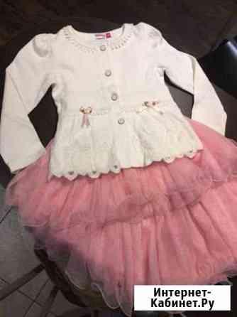 Нарядное платье для девочки Мурманск
