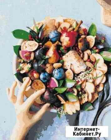Картина по номерам HS0086 Фруктовая тарелка Дзержинск
