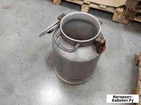 Бидон алюминиевый 40 литров Великий Устюг