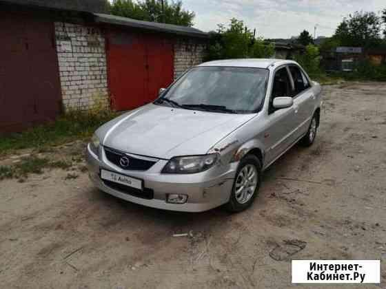 Mazda 323 1.6МТ, 2002, 204000км Нижний Новгород