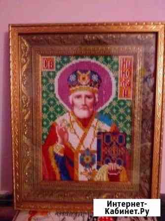 Икона Николая Чудотворца Краснодар