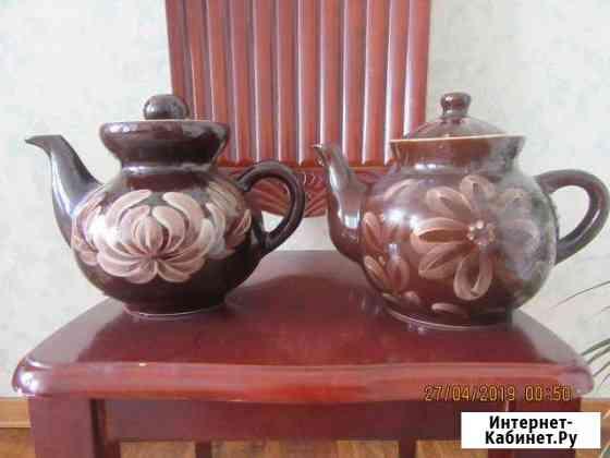 Чайники керамические Москва