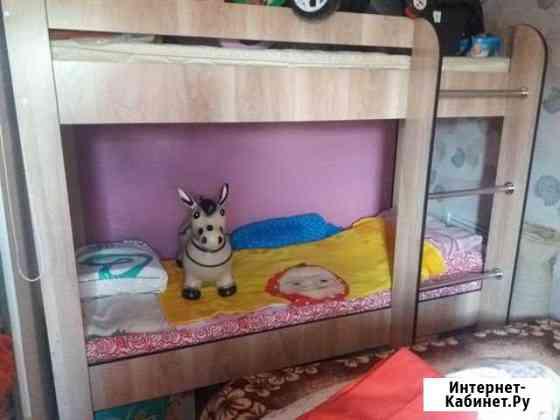 Кровать двухьярусная Барнаул