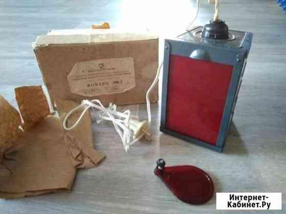 Красный фонарь для печати фото лф-2 Ростов-на-Дону