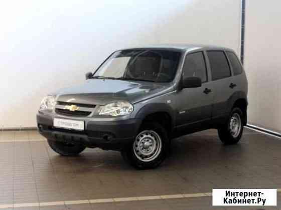 Chevrolet Niva 1.7МТ, 2013, 25774км Краснодар