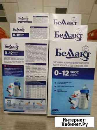 Детское питание Беллакт 0-12 мес. плюс 400 шр Саратов