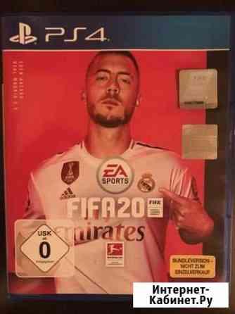 Fifa 20 на PS4 Нефтеюганск