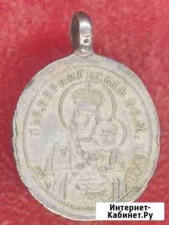 Икона Образок Божия Матерь Черниговская Сергий Рад Орёл