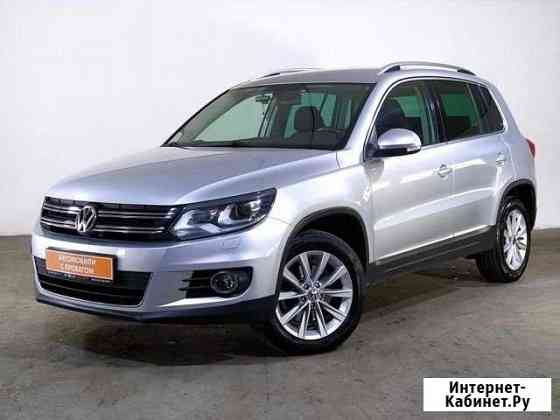 Volkswagen Tiguan 2.0 AT, 2013, 80 224 км Екатеринбург