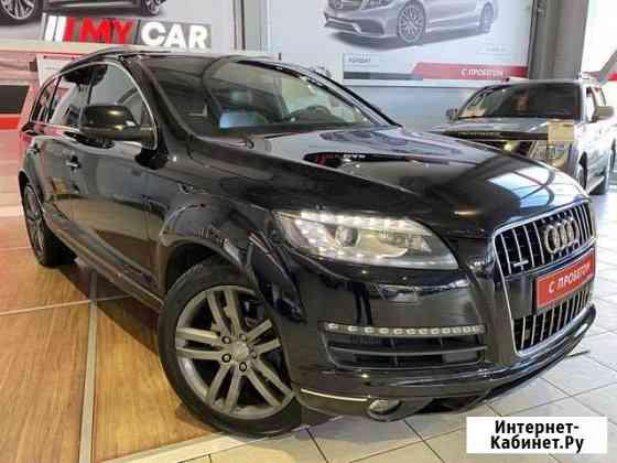 Audi Q7 3.0AT, 2014, 209000км Великий Новгород