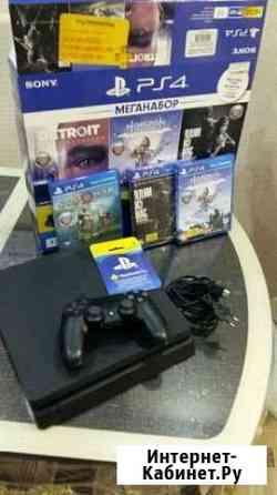Sony PS4 Slim 1Tb Губкинский