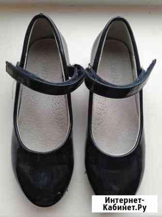 Туфли чёрные Астрахань