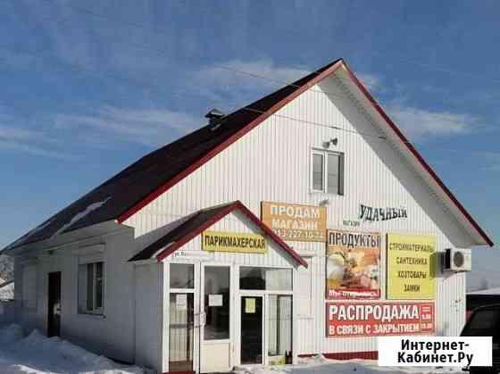 Здание магазина Бийск