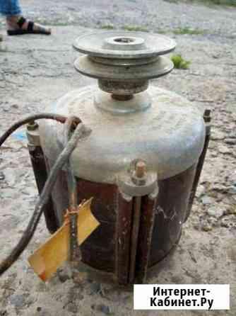 Электромотор в рабочем состоянии-вес 6кг Камышин