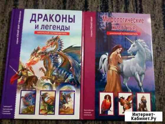 Школьные путеводители про драконов и морфологическ Челябинск