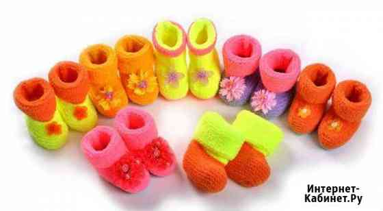 Вяжу детские вещи на заказ Ишимбай