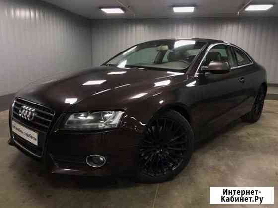 Audi A5 2.0AMT, 2011, 155934км Москва