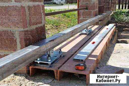 Откатные ворота Вологда