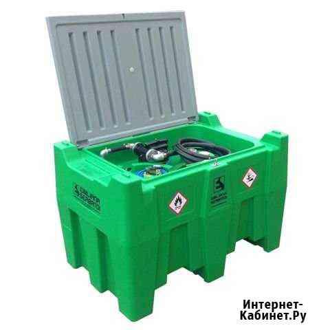 Пластиковые заправки от 55 до 3000 литров Москва