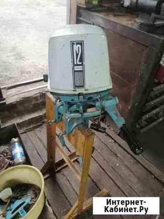 Лодочный мотор Ветерок 12Э Канаш