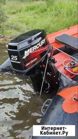 Лодочный мотор Mercury 25 Jet Красноярск