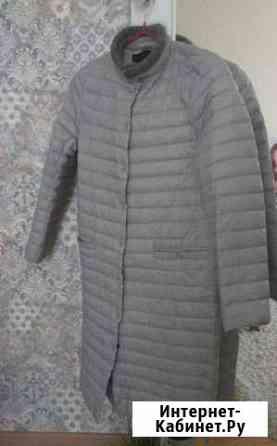 Легкая удлиненная курточка Владимир