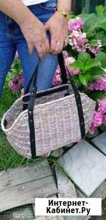 Плетеная пляжная сумка Майкоп