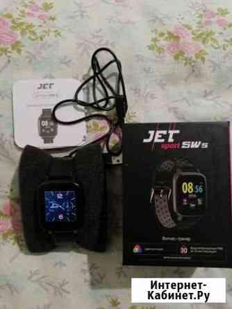 Фитнес-трекер Jet sport SW 5 Туймазы