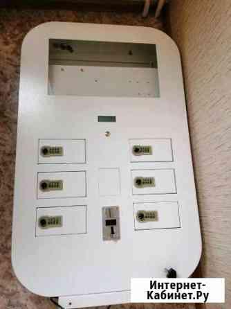 Вендинговый автомат для зарядки гаджетов Челябинск