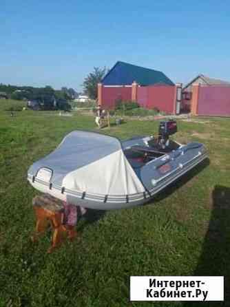Лодка с мотором Льгов