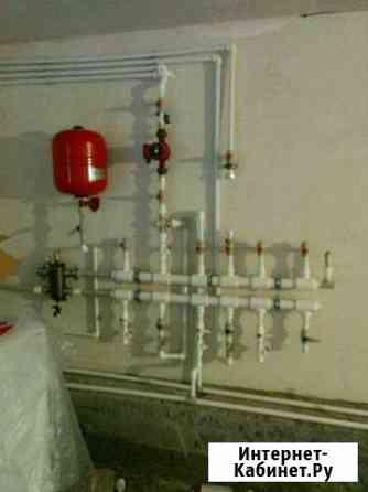 Сантехника и отопление Нефтекумск