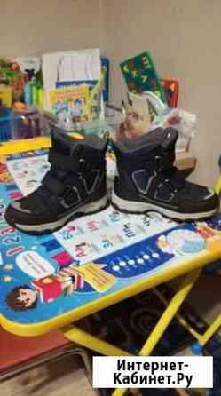 Ботинки демисезонные для мальчика Челябинск