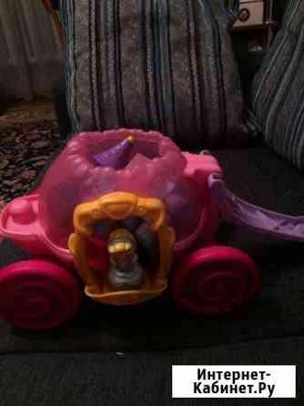Игрушечная карета с лего Торжок