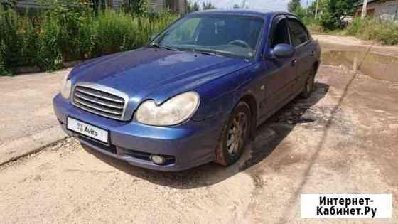 Hyundai Sonata 2.0МТ, 2003, 148800км Нижний Новгород